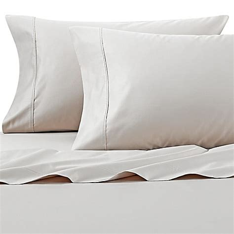 perfect touch 625 thread count sheet set bed bath beyond buy wamsutta 174 625 thread count pimacott 174 king pillowcases