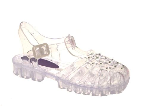 chanel diamante jelly sandals jelly sandals shoes chunky block heel diamante