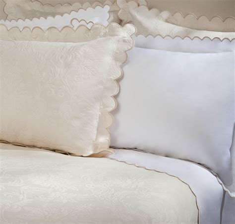 scalloped matelasse coverlet home treasures bedding chelsea matelasse
