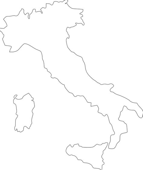 italy map vector italia italy free vector in open office drawing svg