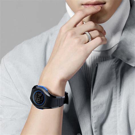 Jam Tangan Skmei Dg1108s Black jam tangan korek bandung jualan jam tangan wanita