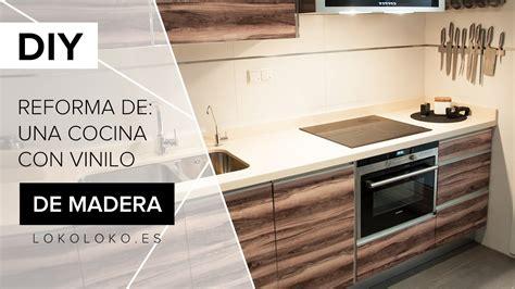 vinilos imitacion madera para muebles reforma los muebles de tu cocina con vinilos de imitaci 243 n