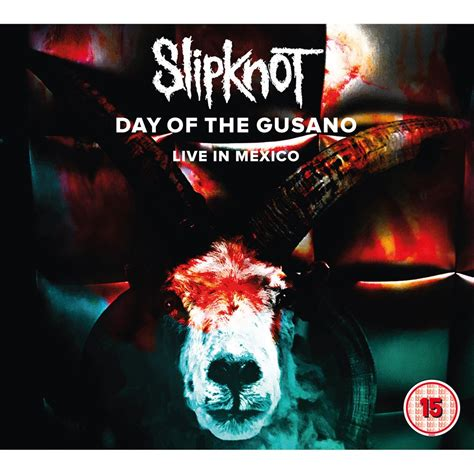 Day Of The slipknot day of the gusano live in mexico nuclear blast