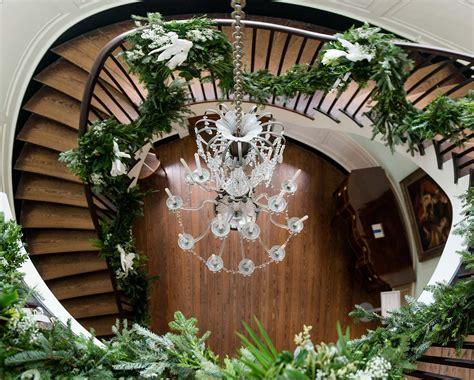 joseph manigault house the charleston museum news and events 187 2017 joseph manigault house holiday decorations