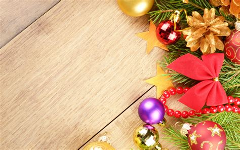 christmas decorations wallpaper 734435