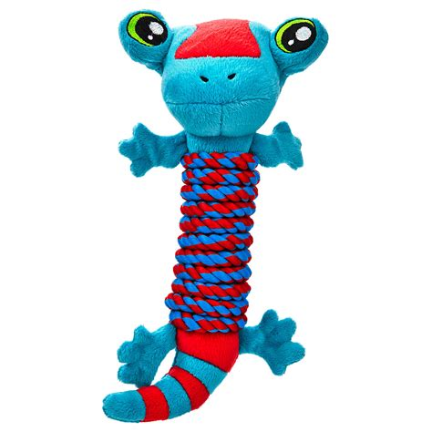 leaps and bounds toys leaps bounds lizard rope wrap medium blue pet supplies comparison shopping