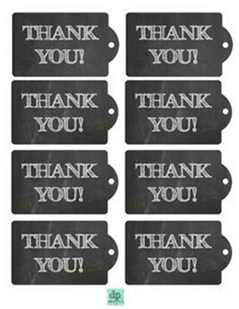 Gift Letter Black Desert Free Thank You Tags Free Printables Tags Thank You Tags And The O Jays
