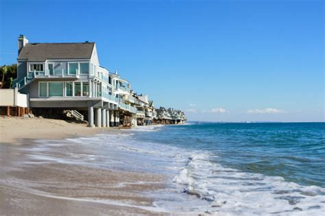 beachfront homes for in malibu beachfront property escondido front