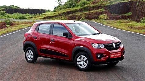 renault kwid red colour renault kwid red color fiery red a style statement