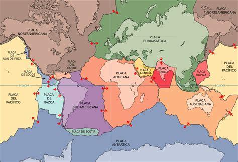 earthquake atlantica deriva continental y tectonica de placas
