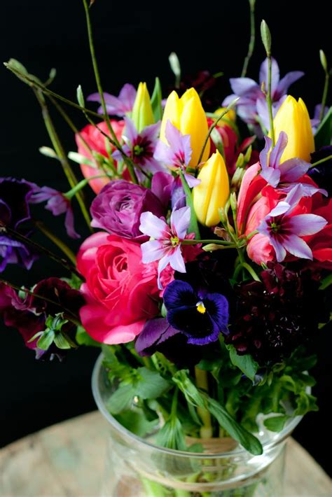 one dish at a time beautiful spring bouquet spring flower flickr photo sharing bouquet flowers