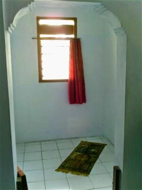 desain mushola di luar rumah contoh desain mushola pribadi di dalam dan luar rumah terbaru