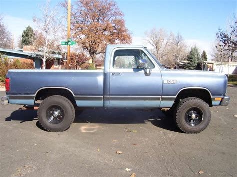 1988 dodge ram 100 dodge ram 100 4x4 photos reviews news specs buy car