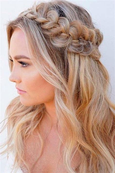 Half Up Half Down Hairstyles Pinterest 15 Collection Of Hairstyles