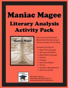 maniac magee book report maniac magee book report school mfacourses887 web fc2