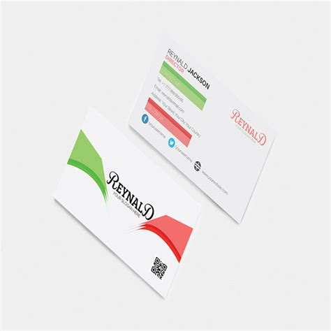 corporate business card template illustrator free corporate business card illustrator template on behance