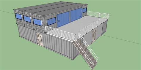 grid living shipping container home plans grid