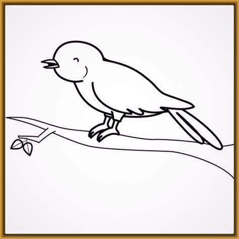 Imagenes Faciles Para Dibujar De Pajaros | im 225 genes de p 225 jaros f 225 ciles para dibujar archivos