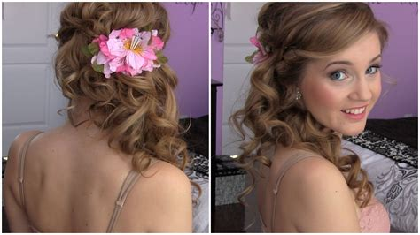 Prom Hairstyles To The Side by Prom Hairstyles For Medium Hair To The Side Globezhair