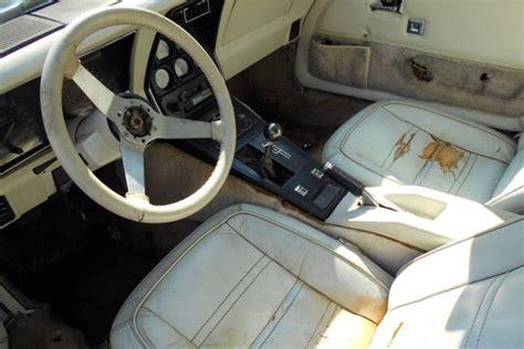 1978 Corvette Interior by A Few More 1978 Corvette Anniversary
