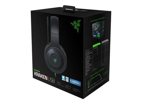 Headset Razer Kraken Usb razer kraken usb essential surround sound gaming headset