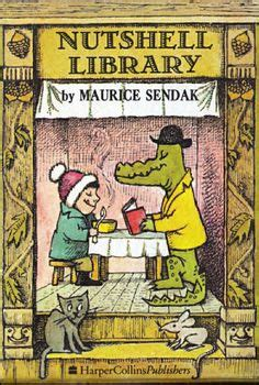 libro nutshell library caldecott collection 1000 images about vintage libros on vintage kids maurice sendak and vintage books