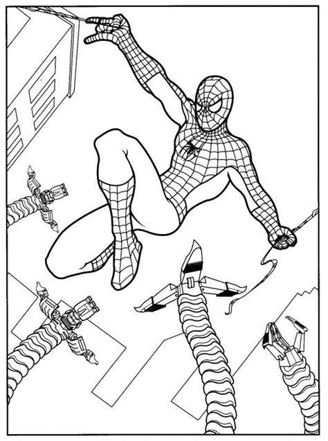 imagenes para pintar del hombre araña hombre araa spiderman para colorear car interior design