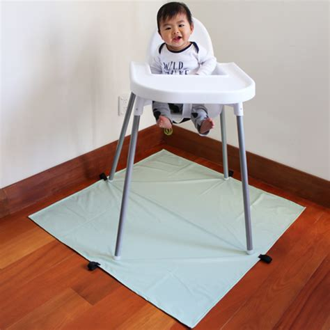 Baby Mess Mat by Play Mats Nursery And Candle Handcrafted Products