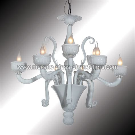 White Murano Glass Chandelier Quot Nuvola Quot White Murano Glass Chandelier Murano Glass Chandeliers