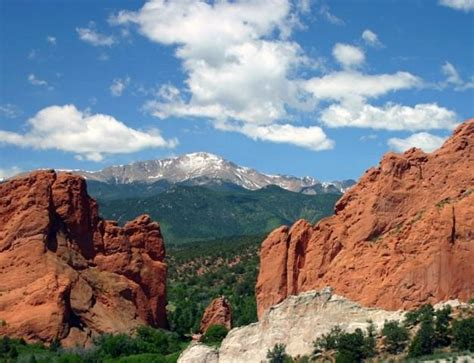 Can You Visit Garden Of The Gods In Winter Pikes Peak Things To See Do Colorado