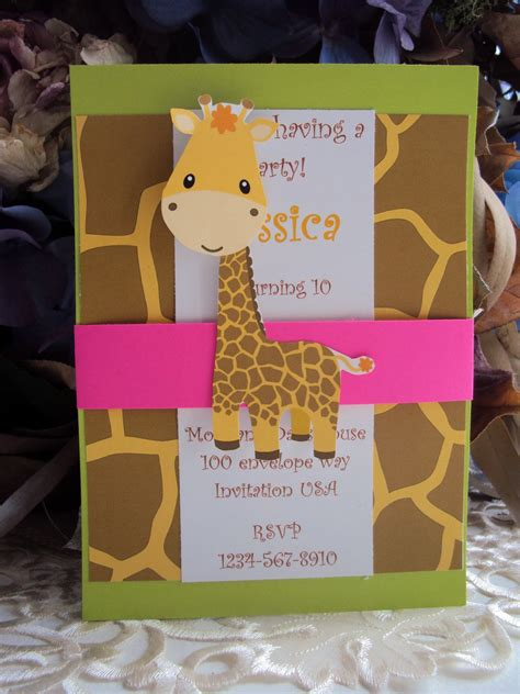 zoo themed birthday invitations zoo birthday invitation zoo party zoo by toocuteinvites