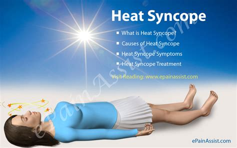Fainting Spa by Heat Syncope Treatment Prevention Symptoms Causes