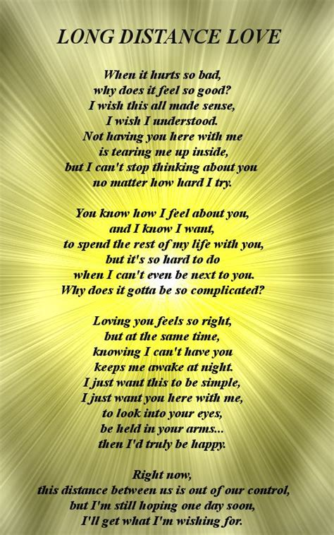 up letter distance relationship poem for him distance that s the question i asked
