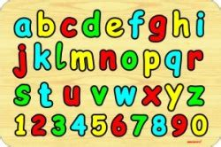 Puzzle Cat Angka Simbol puzzle numerik alphabet jam selamat datang