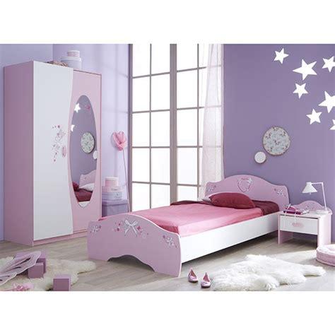 Kinderzimmer Gestalten Mädchen 11 Jahre by Kinderzimmer Kinderbett Nachtkommode Kleiderschrank