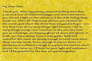 new years letter to my past kaw quotes pinterest
