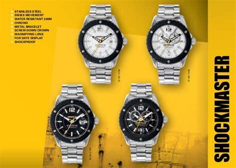 Cat D2 163 21 131 catalogo cat de relojes 2012