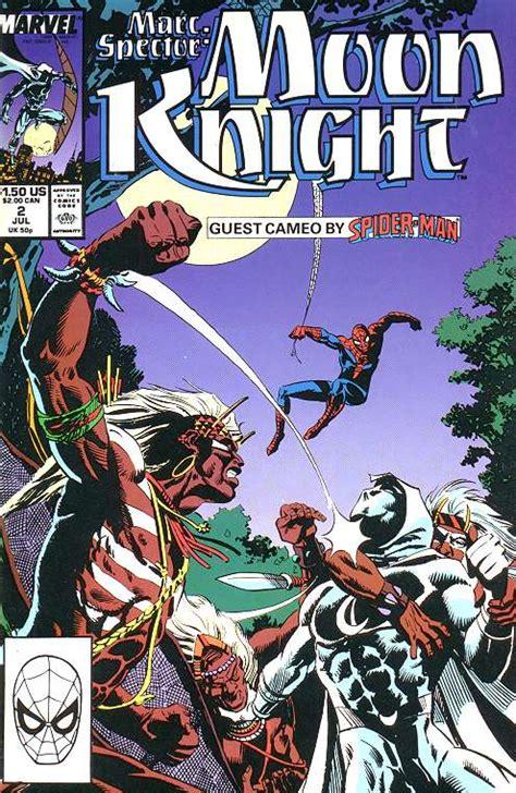 moon knight volume 3 spiderfan org comics moon knight vol 3 marc spector