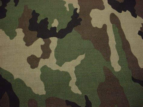 camo colors us woodland