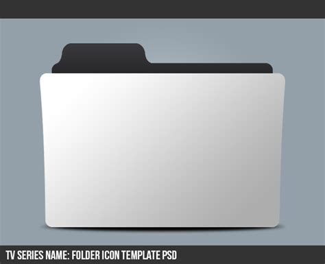 template folder folder icon template psd by kasbandi on deviantart