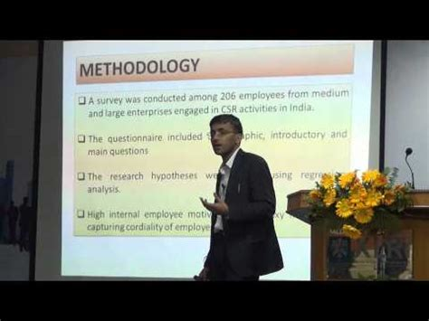 how to present research paper in conference research paper presentation sixth national ir conference