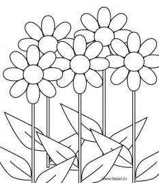 flower pot coloring page coloring pages of a flower pot