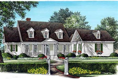 cape cod designs spacious cape cod home plan 32453wp cape cod country