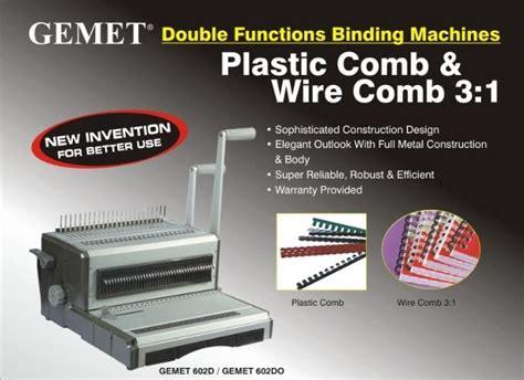 Binder Pita 20 Ring supplier stationery alat tulis kantor mesin biinding