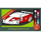 Jogos De Pintar Carros  Imagui