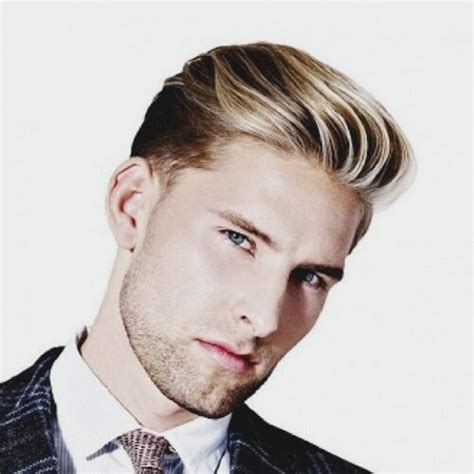 dapper hairstyles 50 blonde hairstyles for men men hairstyles world