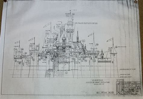 castle blueprint disneyana page 7