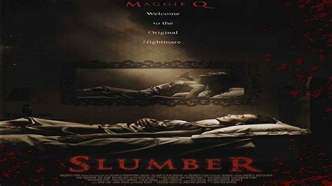 download new movies 2017 slumber by maggie q and honor kneafsey quot slumber quot horror maggie q sylvester mccoy 2017 youtube