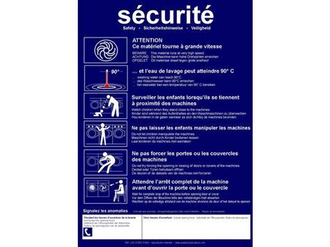 bureau d 騁ude environnement belgique consignes de securite pour laverie automatique contact