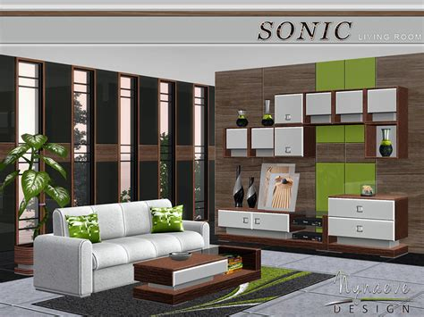 Custom Schlafzimmer Sets by Nynaevedesign S Sonic Living Room